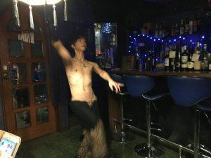 小村作真様のダンス