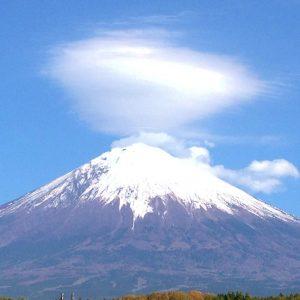 富士山12時11分
