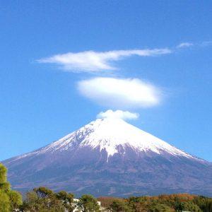 富士山12時20分