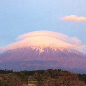 富士山4時18分
